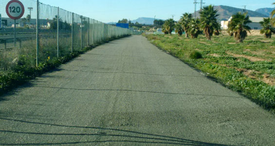 Pavimentación de carreteras