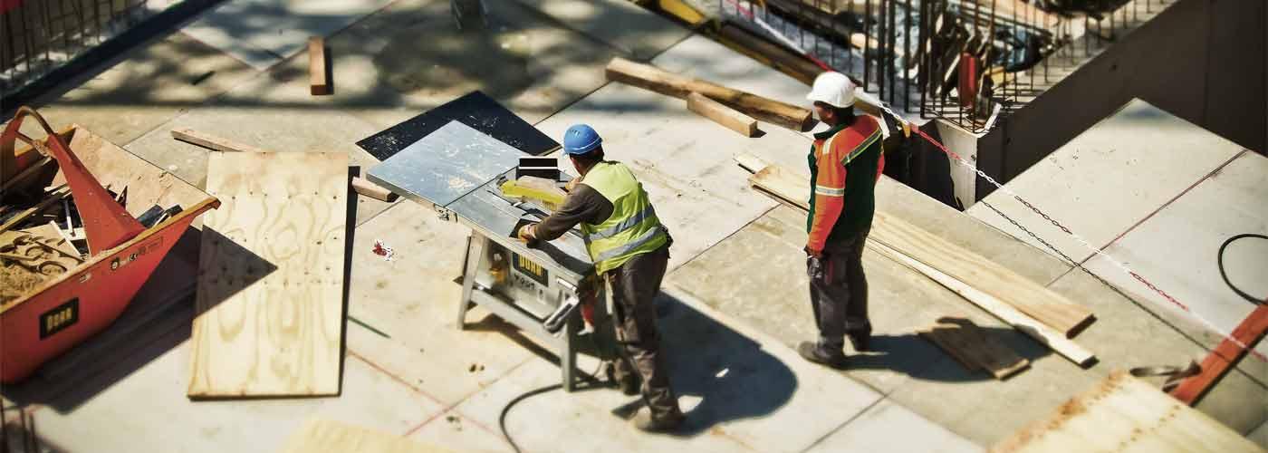 Trabajos de obra pública. Trisacor empresa de construcción