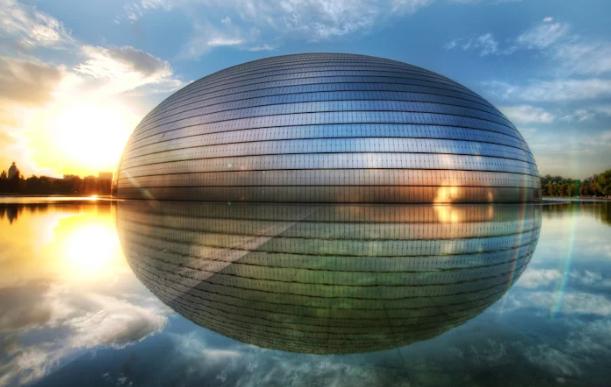 Teatro nacional de Pekín
