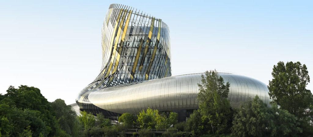 Cité du Vin en Burdeos