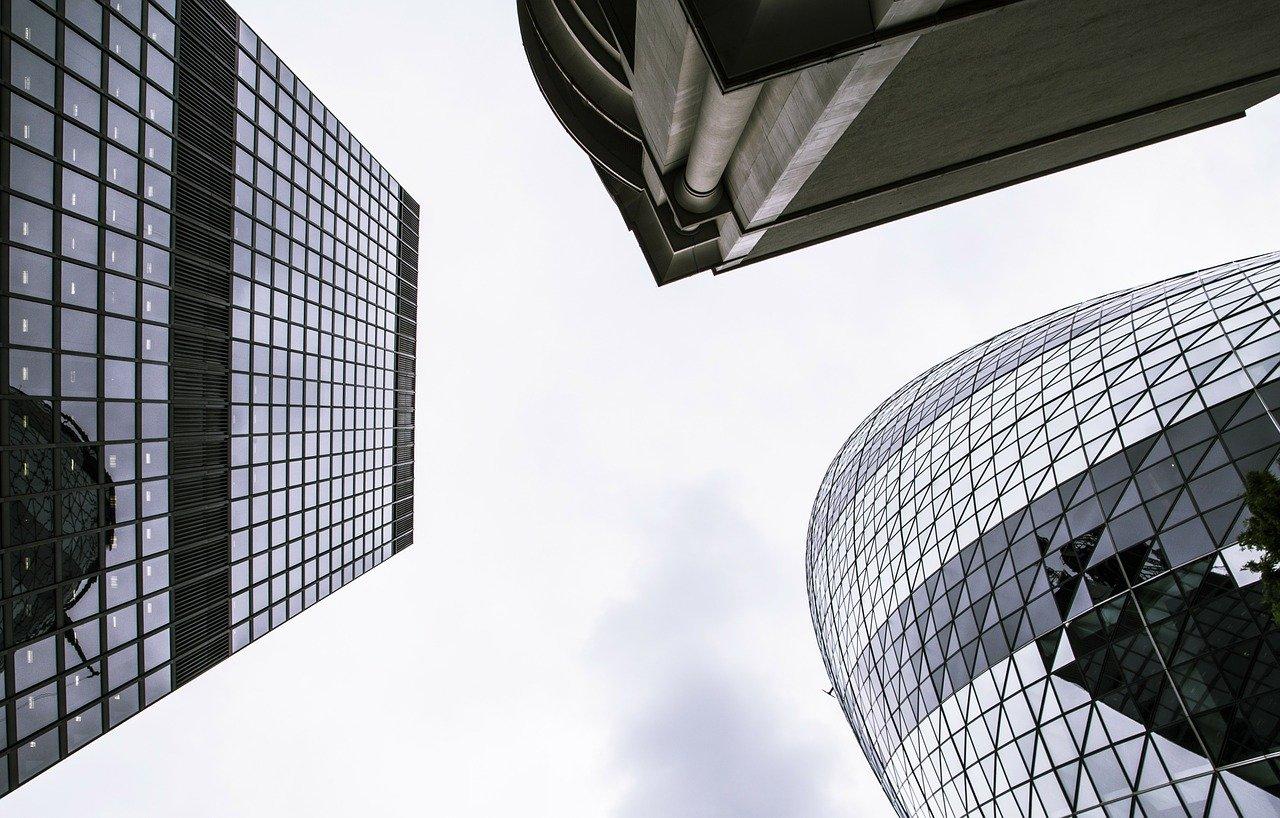 Edificios de construcción moderna en el mundo