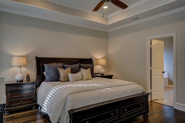 Reformas de dormitorio con baño y vestidor